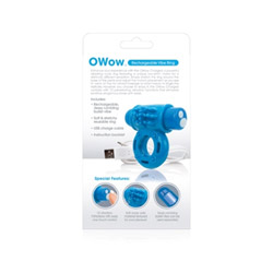 Rechargeable penis ring - Charged O wow ring - view #5