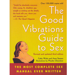 The Good Vibrations Guide to Sex - erotic book