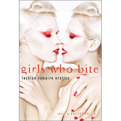 Girls Who Bite - book