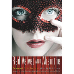 Red Velvet and Absinthe - erotic fiction