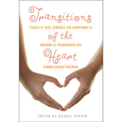 Transitions of the heart - book