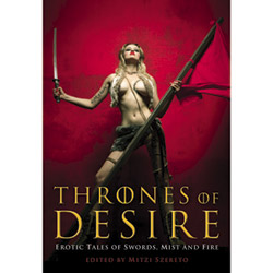 Thrones of Desire - erotic book