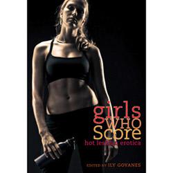 Girls Who Score - Book