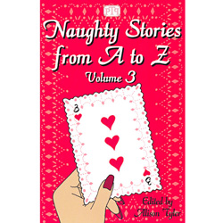 Naughty Stories from A to Z: Volume 3 - DVD