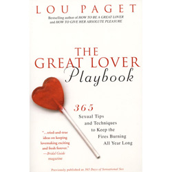 The Great Lover Playbook - Book