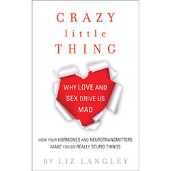 Crazy Little Thing - book