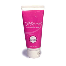 Please arousal cream - clitoral gel