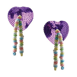 Candy - Candy nipple tassels - view #1