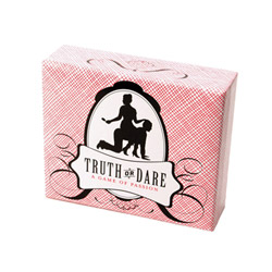 Adult game - Truth or dare: A game of passion - view #4