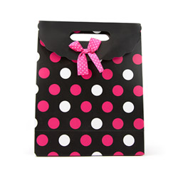 Miscellaneous - Polka dot gift tote medium - view #2