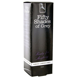 Lubricant - Fifty Shades of Grey aqua lubricant - view #2