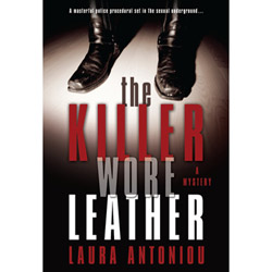 The killer wore leather - Book