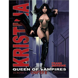KRISTINA QUEEN OF VAMPIRES CHAPTER 3 GV - DVD