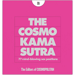 The Cosmo's Kama Sutra - erotic book