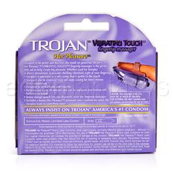 Trojan Vibrations Vibrating Ultra Touch Intense