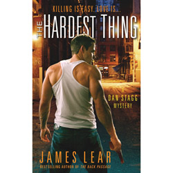 The hardest thing - Book