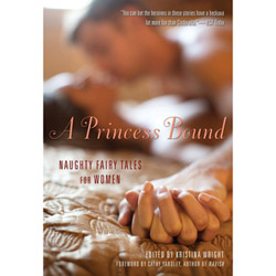 A princess bound - Book