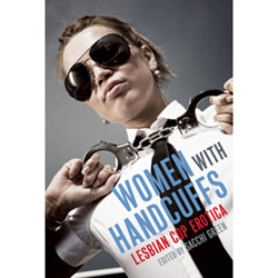 Women with handcuffs - Book