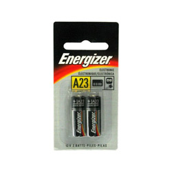 Batteries - A23 batteries 2 pack - view #1