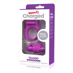 Vibrator kit for couples - Charged CombO kit 1 - view #5