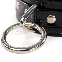 Collar  - Black cat collar - view #3