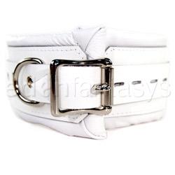 Collar  - Luxe white collar - view #4