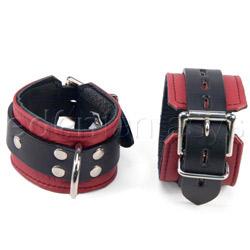 Jaguar cuffs - wrist cuffs