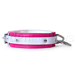 Collar  - Pink candy jaguar collar - view #2