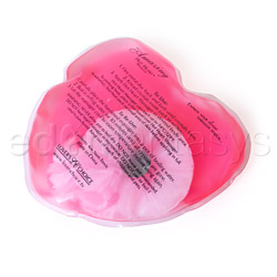 Warming massager - Hot heart massager XOXO - view #2