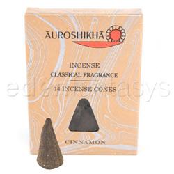 Auroshikha incense cones - Vela