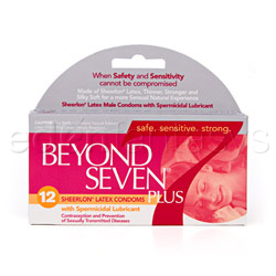 Male condom - Beyond seven plus - view #3