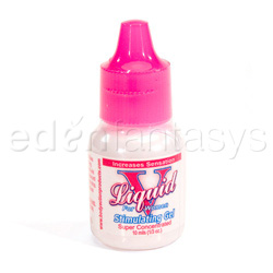 Liquid V - arousal lube