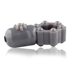 Penis ring with clit stimulator - RingO Ranglers BandolerO - view #2
