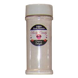 Edible body powder - edible powder