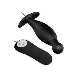Vibrating anal plug - Vibrating anal probe - view #3