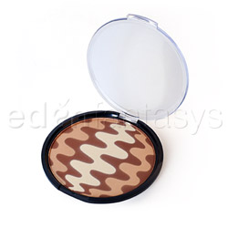 Mineral beauty bronzer