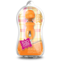 Discreet massager - Too cute - view #2
