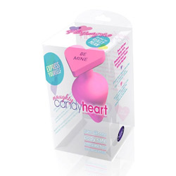 Butt plug - Be mine naughty candy heart - view #2