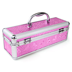 Storage container - Lockable sex toy case - view #5