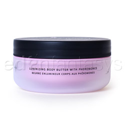 Body moisturizer - Flirty little secret body butter with pheromones - view #3