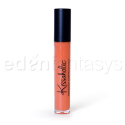Sensual bath - Kissaholic aphrodisiac infused plumping lip gloss - view #1