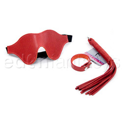 Estuches para BDSM - Red rendezvous kit - view #1