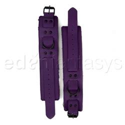 Wrist cuffs - Crave  wrist restraints - view #2