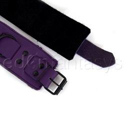 Wrist cuffs - Crave  wrist restraints - view #3