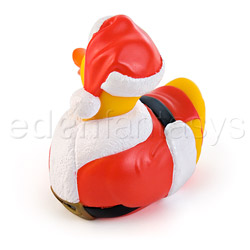 Discreet massager - Holiday ball santa duckie - view #4