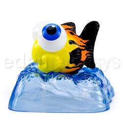 I rub my fishie flame - discreet vibrator