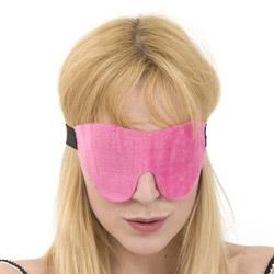 Pocket pinky blindfold