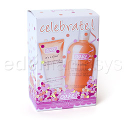 Bath and shower gel - Celebrate it's a slice duo - view #2