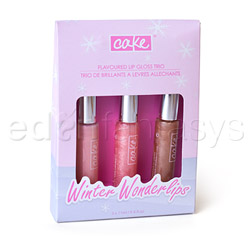 Lip gloss - Winter wonder lip gloss trio - view #3