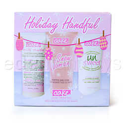 Hand cream - Holiday handful trio - view #3